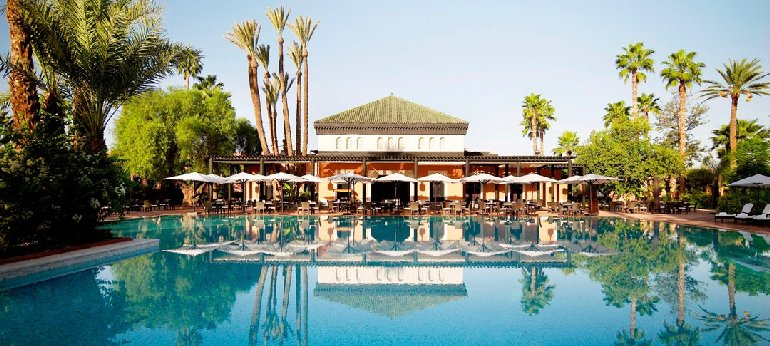 Guide des plus beaux jardins marrakech jardin for Restaurant jardin marrakech